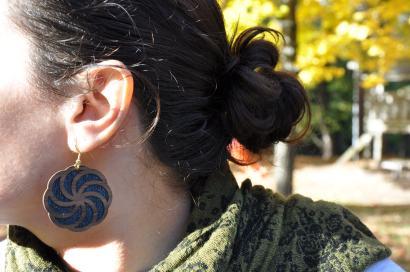Jessica's ear